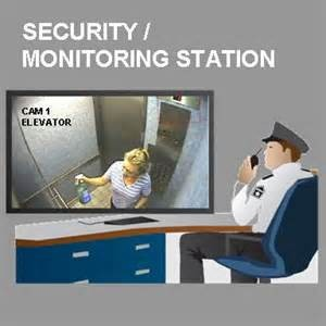 monitoring in elevator